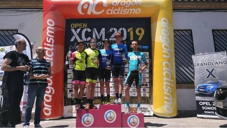 El Club Ciclista Alfindén organizó la XVI BTT Alfindén Montesblancos