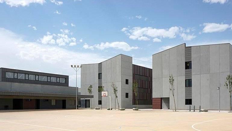 Sale a licitación la construcción de la 2ª fase del instituto