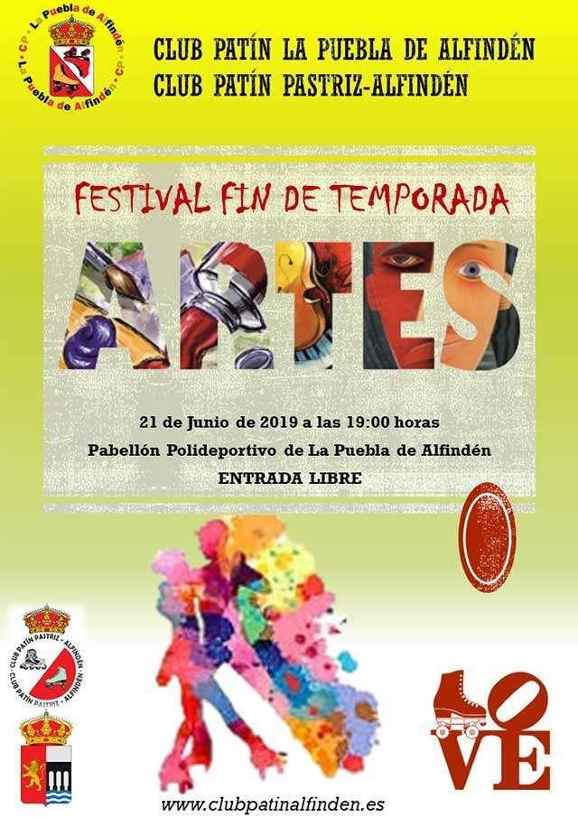 Festival Fin Curso CP La Puebla