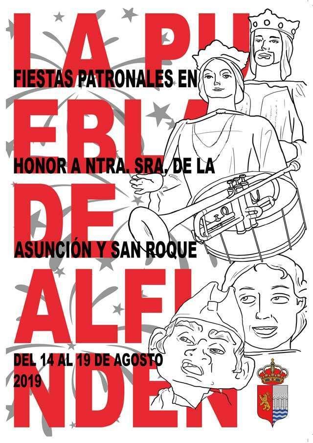 Programa La Puebla Agosto 2019