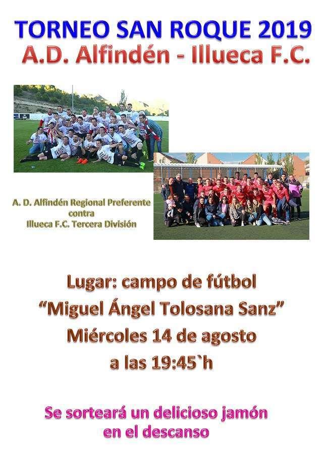 Torneo San Roque 2019 La Puebla