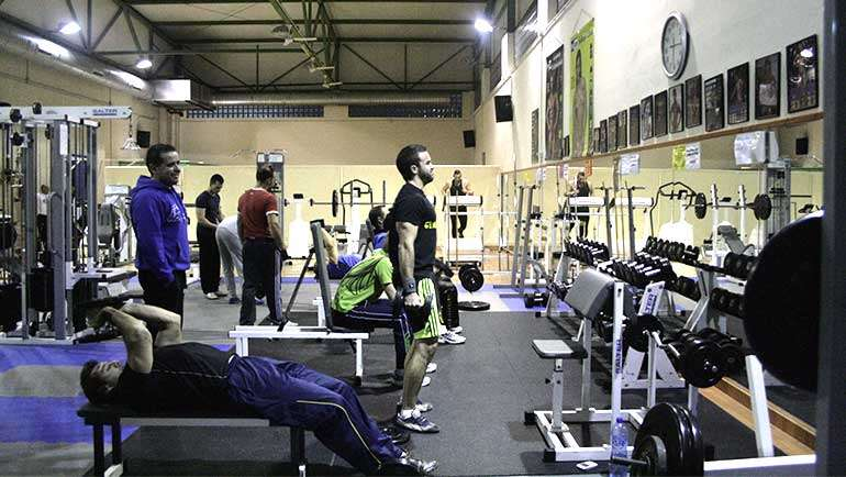 El gimnasio de La Puebla abre sus incripciones