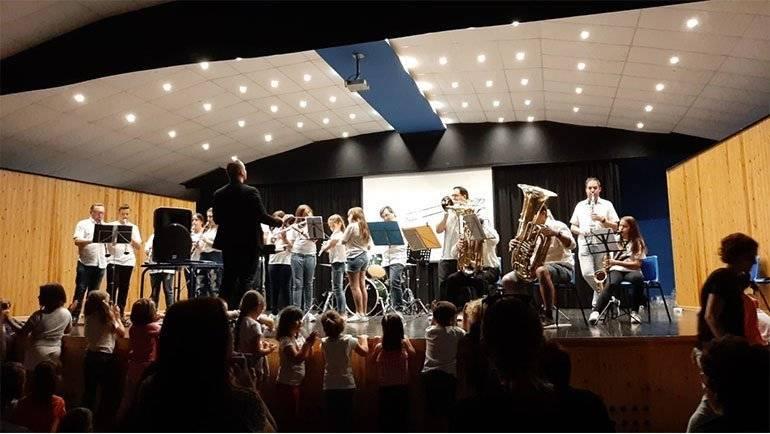 La Banda Municipal abre el plazo de matrícula