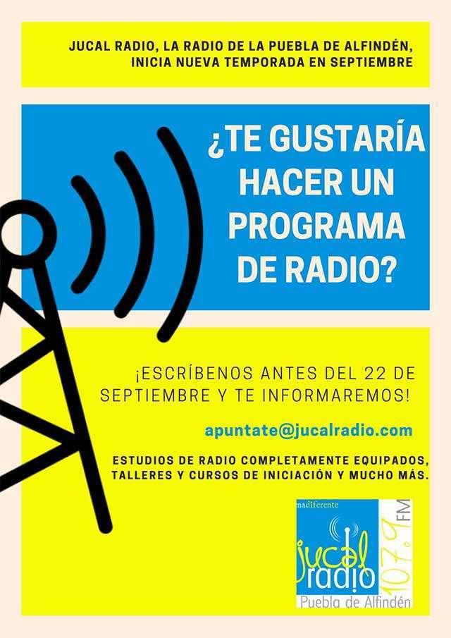 Jucal Radio 2019-20