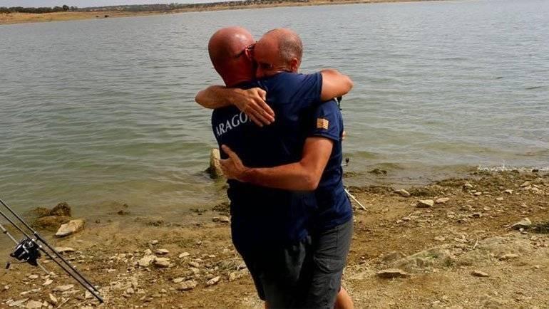 Ángel Bruna gana el XII Campeonato de España de Agua-dulce Grandes Peces
