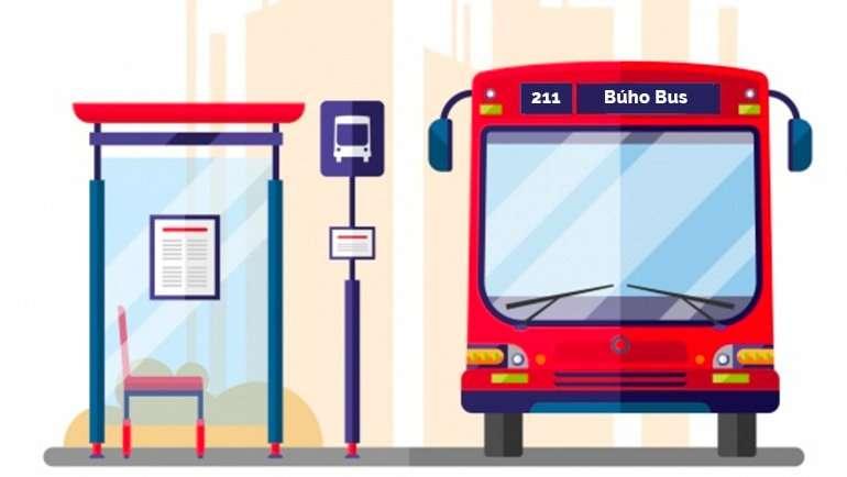 Horario Búho Bus Pilar 2019