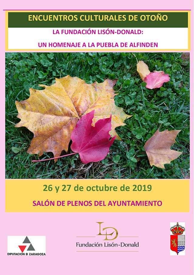 Encuentros Culturales Otoño La Puebla