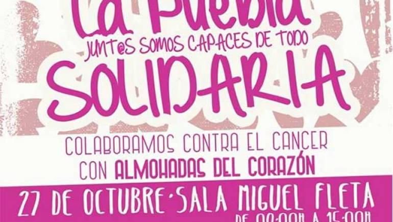 La Asociación de Mujeres organiza una jornada solidaria contra el cáncer de mama