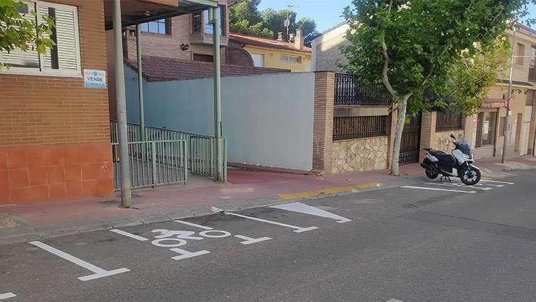 Mejoras en el municipio