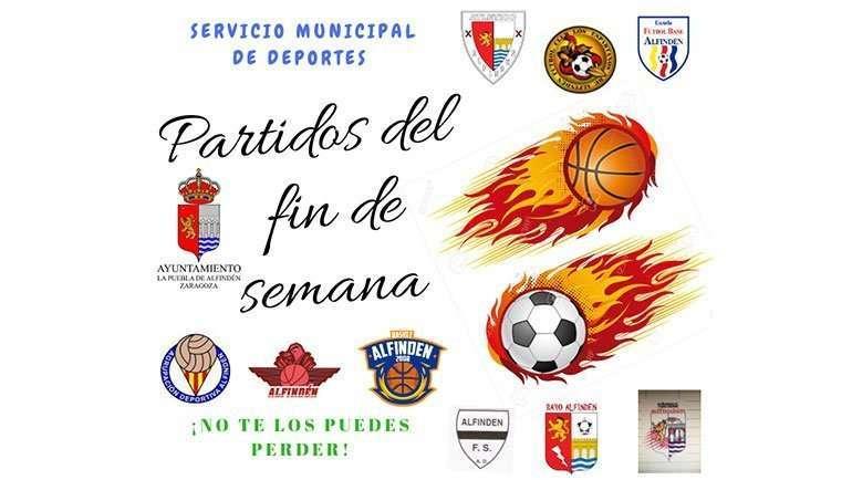 Estos son los partidos que se disputarán el fin de semana en La Puebla (19-20 octubre)