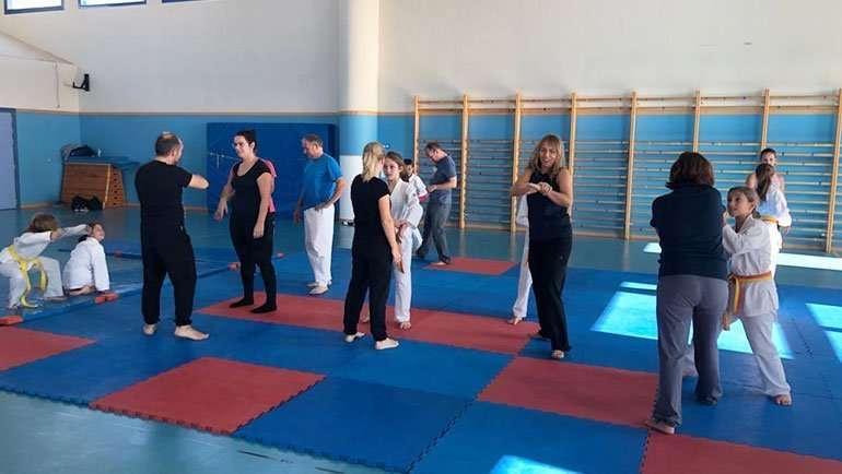 Tai Jitsu para todos
