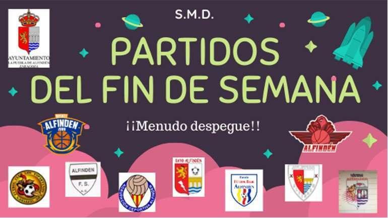 Partidos del fin de semana (del 15 al 17 de noviembre)