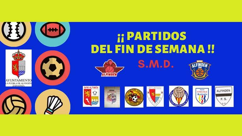 Partidos del fin de semana (22 a 24 de noviembre)