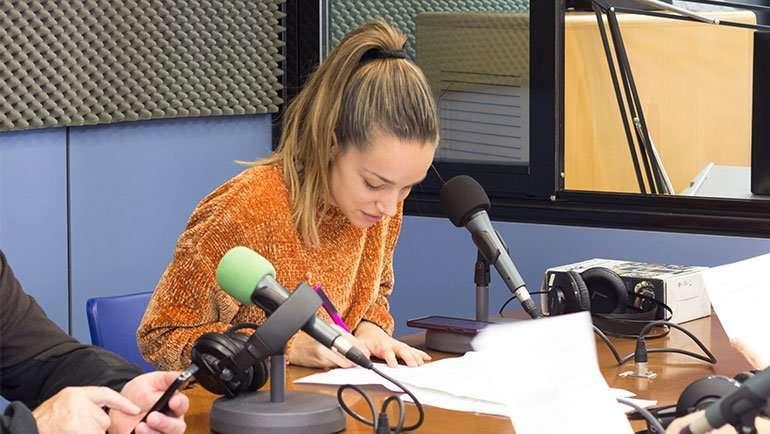 Noelia curso radio