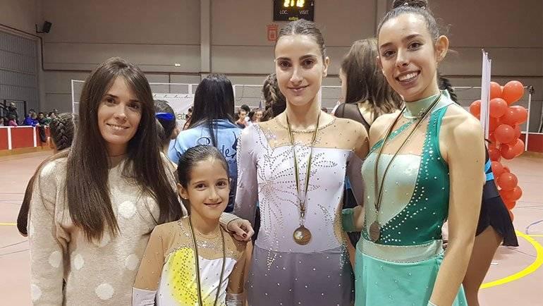 El Club Roller Alfindén participó en el II Trofeo Ciudad de Soria