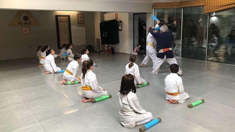 Tanbo Tai Jitsu Alfindén