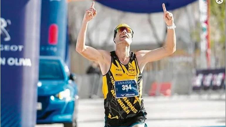 Héctor Franco se hace con la X Maratón de Tarragona
