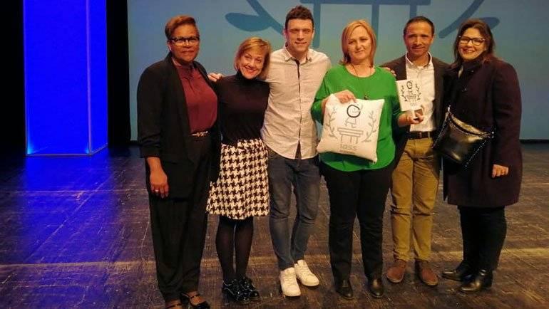 Los galardones Cuarto Pilar reconcen la labor de los Servicios Sociales de la Mancomunidad Ribera Izquierda