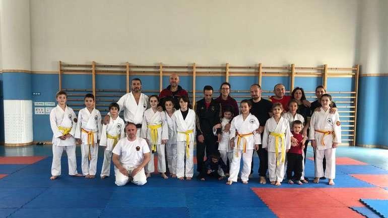 El Club Nihon Tai Jitsu Alfindén realizó la segunda jornada 'Tai Jitsu para todos'