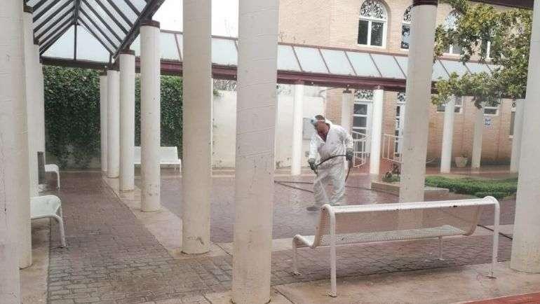 El Ayuntamiento realizará un servicio especial y exhaustivo de limpieza y desinfección en todo el municipio