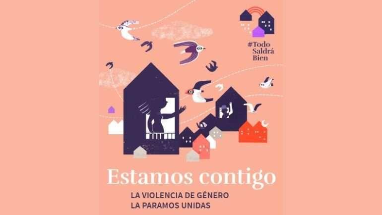 Guía de actuación para mujeres que sufran violencia de género durante el confinamiento