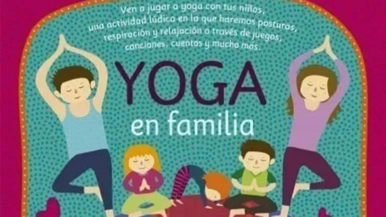 La Asociación de Mujeres organiza un taller de Yoga en familia