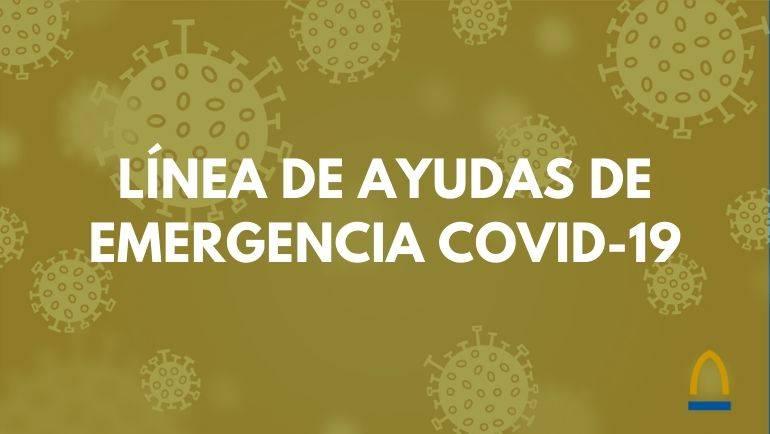 El Ayuntamiento habilita una línea extraordinaria de ayudas para atender las necesidades de los vecinos más afectados por el COVID-19