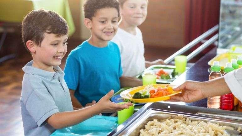 Resolución convocatoria de becas de comedor escolar
