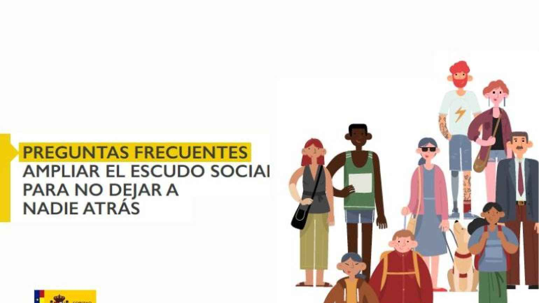 El Gobierno amplía las medidas de escudo social ante la crisis del COVID-19