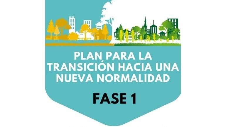 Plan de transición a una nueva normalidad: Guía fase 1