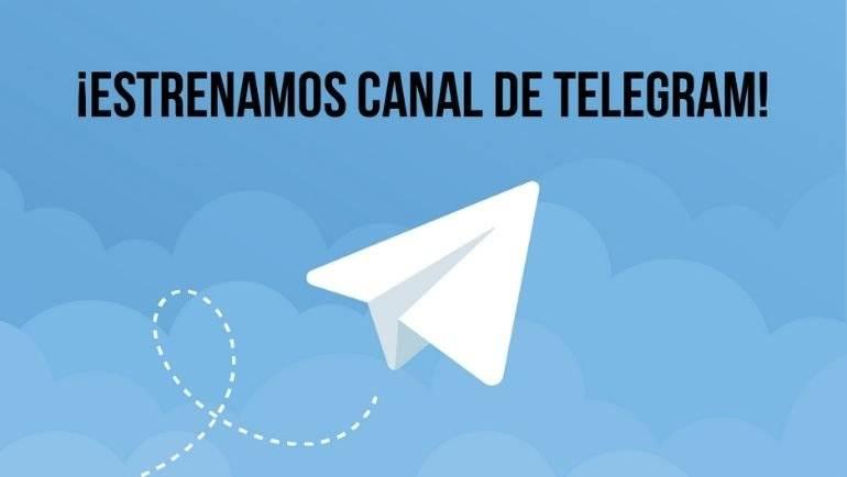 El Ayuntamiento estrena nuevo canal de comunicación con los alfindeños en Telegram