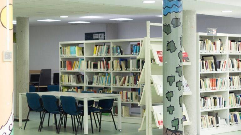 La Biblioteca Municipal reabre, a partir del 8 de junio, la sala de estudio