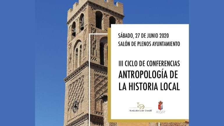 III Ciclo de Conferencias de Antropología de la Historia Local