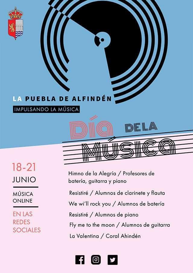 Fiesta de la Música 2020 La Puebla