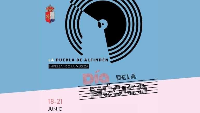 La Puebla de Alfindén se une a la celebración del Día de la Música, online