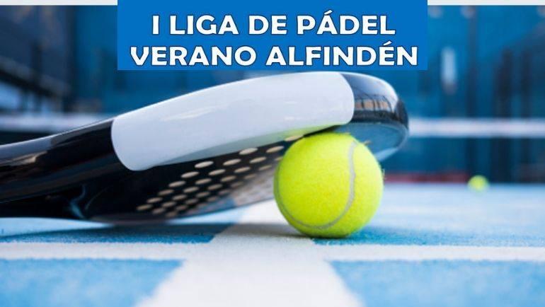 El Servicio Municipal de Deportes organiza la I Liga de Pádel de verano