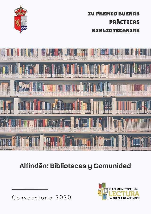 IV Premio Buenas Prácticas Bibliotecarias LPDA