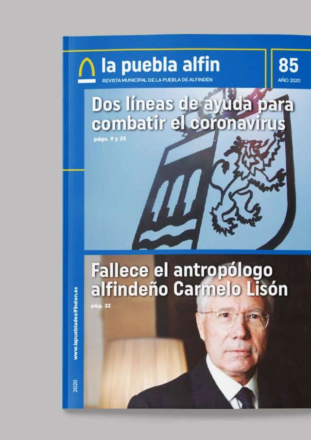 Revista Municipal 1º trimestre de 2020