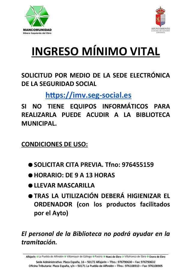 Biblioteca Municipal IMV