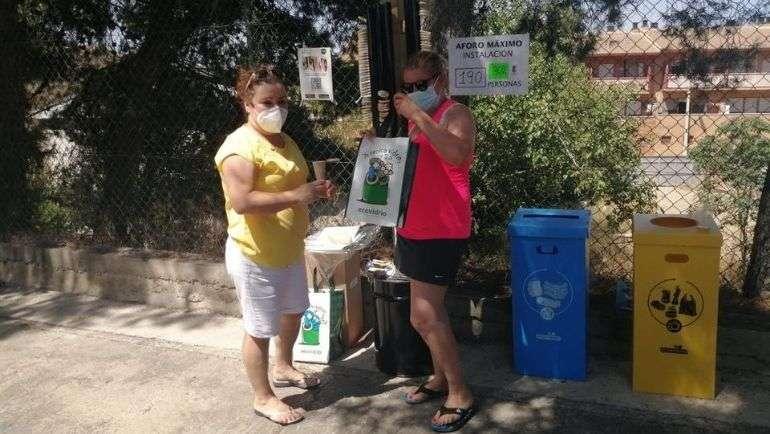 La Mancomunidad lanza una campaña para acabar con las colillas en las piscinas municipales