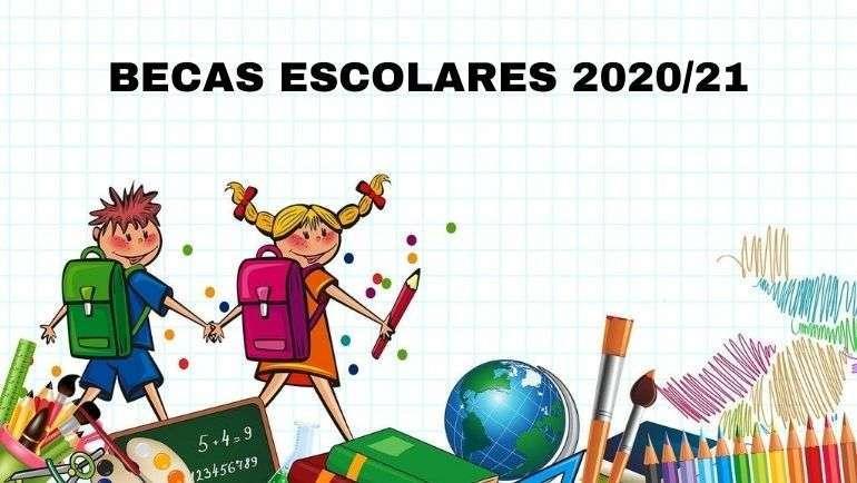 Se abre la convocatoria de subvenciones de becas de comedor, libros y material curricular y transporte escolar 2020-2021