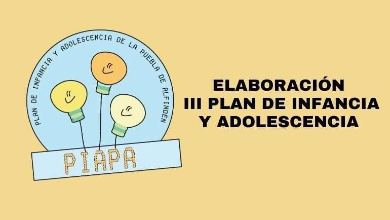Proceso participativo para la elaboración del III Plan de Infancia y Adolescencia de La Puebla (PIAPA III) (2021-2024)