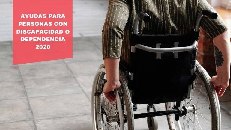 Ayudas individuales para personas discapacitadas o con dependencia