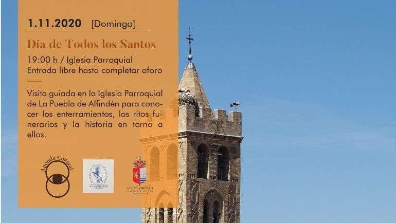El Servicio Municipal de Cultura organiza una visita en la Iglesia Parroquial