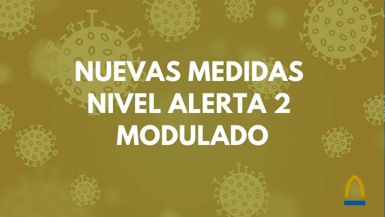 Aragón vuelve a nivel de alerta sanitaria 2