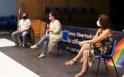 La Puebla de Alfindén presenta la exposición 'NuesTrans vidas importan'