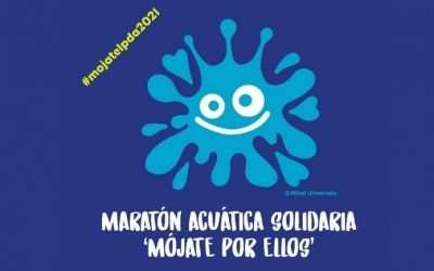 El Ayuntamiento de La Puebla de Alfindén organiza el XIV Maratón de Natación Solidario por los enfermos de esclerosis múltiple