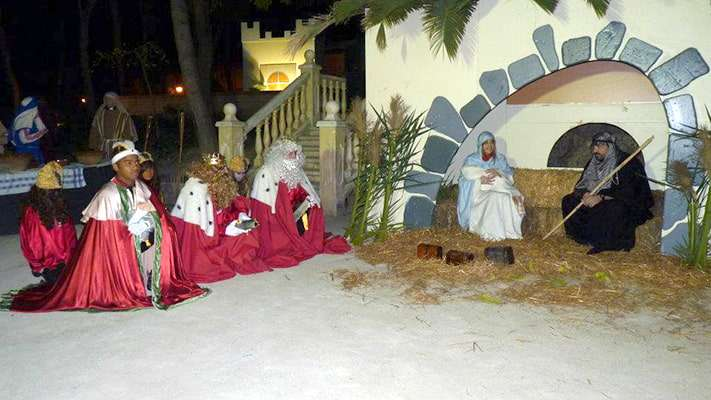 Actividades Fiestas Navideñas en La Puebla de Alfinén
