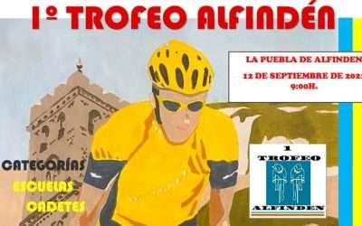 Primer Trofeo de Ciclismo Alfindén para Escuelas y Cadetes