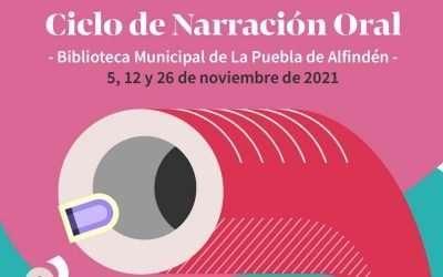 La Puebla participa en el II Ciclo Comarcal de Narración Oral